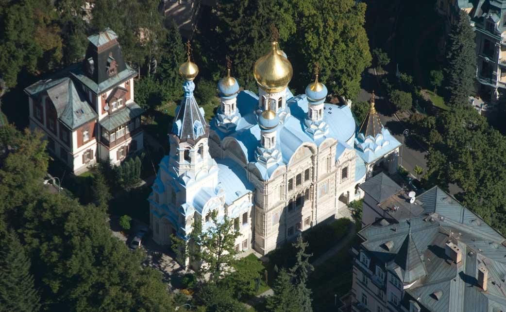 Kostel Petra-aPavla