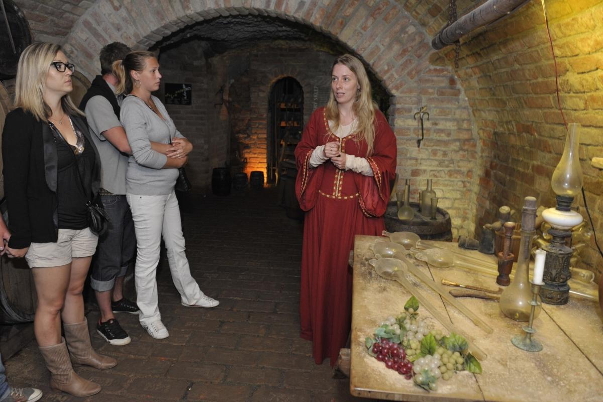Brno podzemí