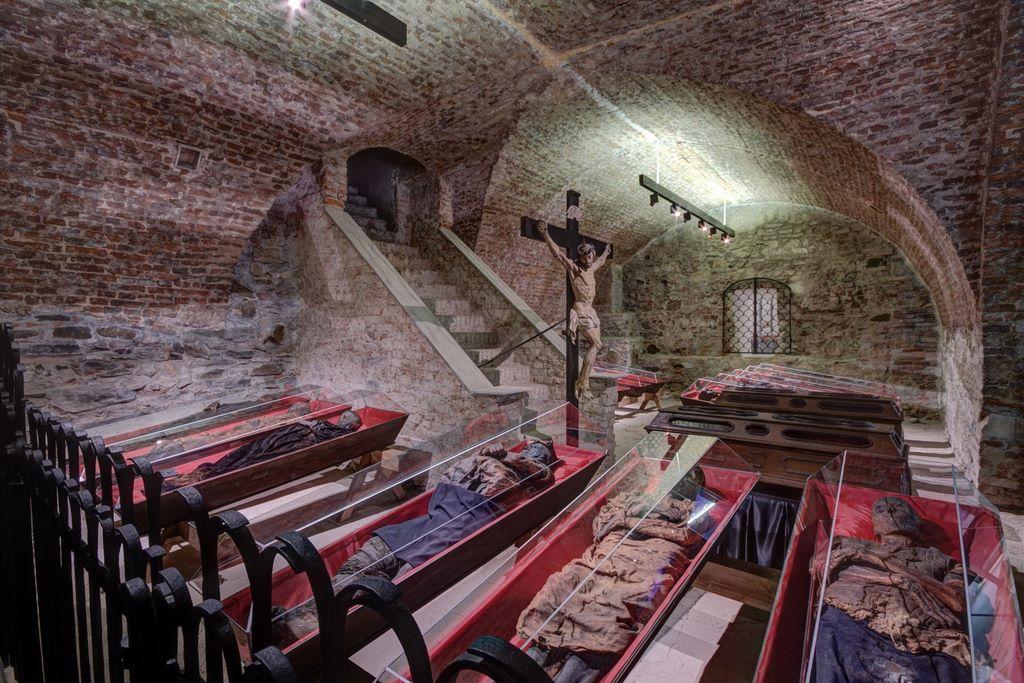 klatovy katakomby